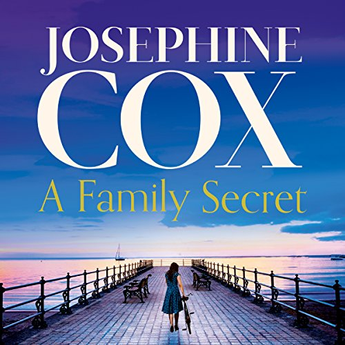 A Family Secret audiobook cover art