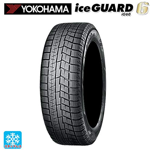 155/65R14 75Q ヨコハマ アイスガード6 iG60 14インチ スタッドレスタイヤ 新品4本セット