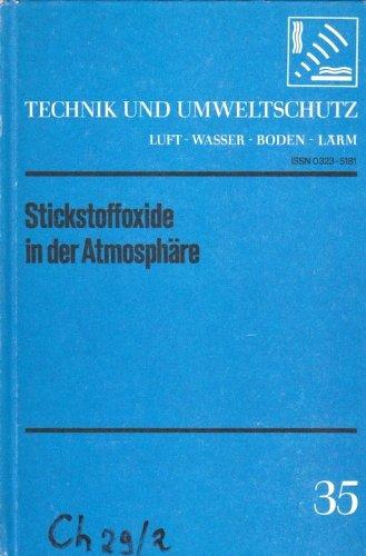Stickstoffoxide in der Atmosphäre