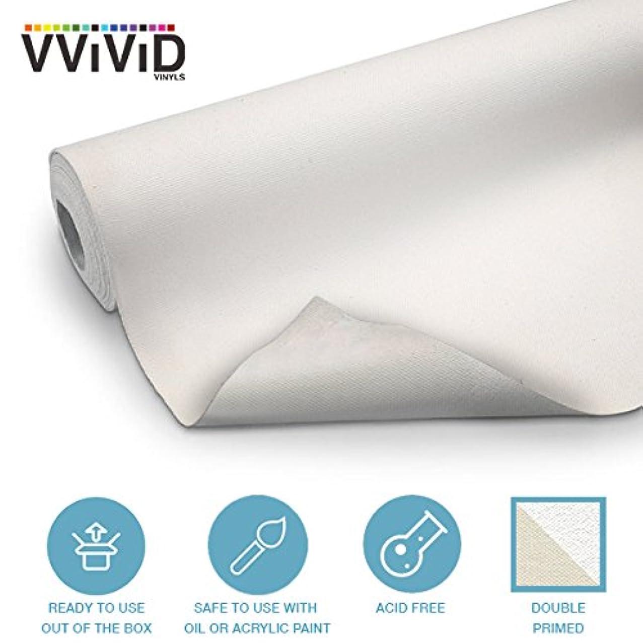 VViViD Double Primed Cotton Canvas 12