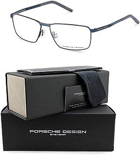 e0920193e14 Porsche Design Eyeglasses P8302 D Blue 58-14 - Men s