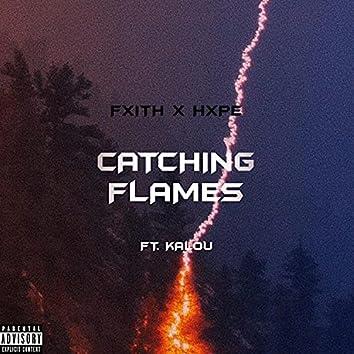 Catchin Flames (feat. Kalou)