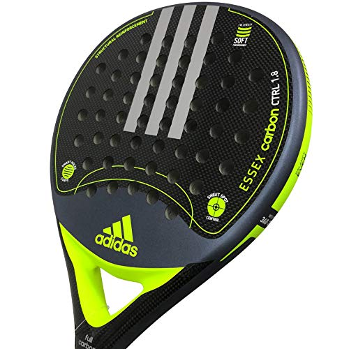 Adidas Essex Carbon Control 1.8 Raquette de padel Orange
