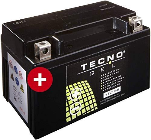 YTZ10S TECNO GEL-Batterie für CB 1000 R Baujahr 2008-2015