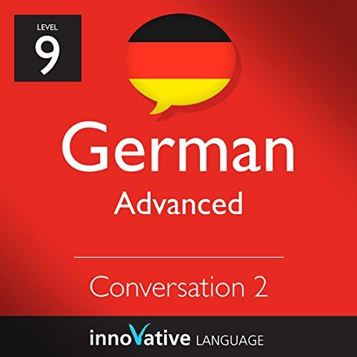 Advanced Conversation #2, Volume 2 (German) audiobook cover art