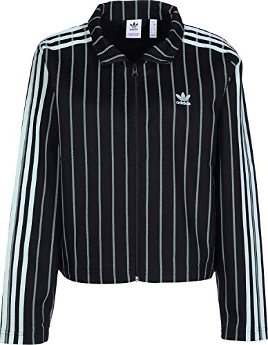 adidas DU9885 Sweat Shirt Damen Schwarz 40