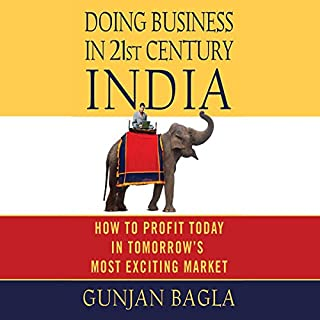 Doing Business in 21st-Century India cover art