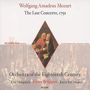 Mozart, W.A.: Clarinet Concerto in A Major / La Clemenza Di Tito / Adagio in B-Flat Major / Maurerische Trauermusik (Orchestra of the 18Th Century)