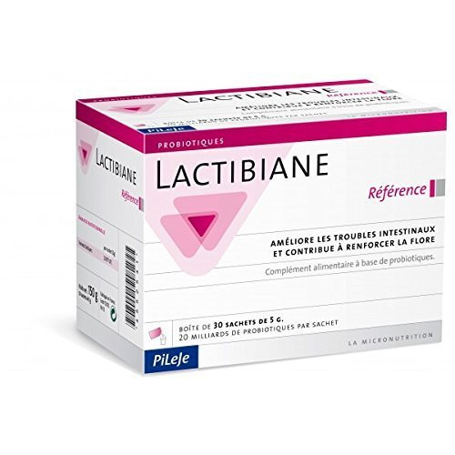 Pileje Lactibiane Reference 30 sachets of 2,5g by PiLeJe