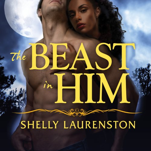 The Beast in Him audiobook cover art