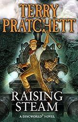Cover of Raising Steam by Terry Pratchett