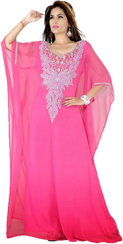 Kolkozy Fashion Women's Muslim Kaftan Evening Dresses