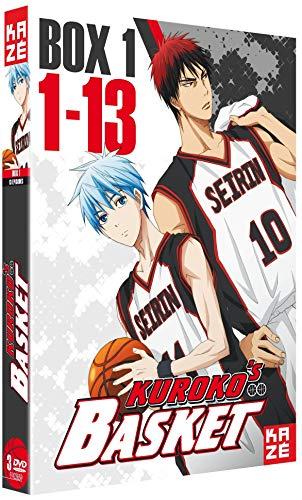 Kuroko's Basket-Box 1/2
