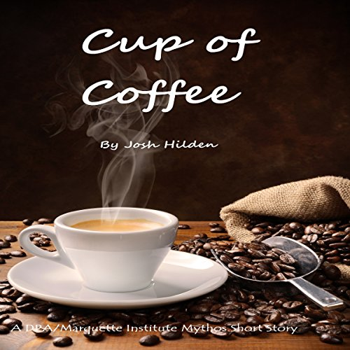 Cup of Coffee audiobook cover art