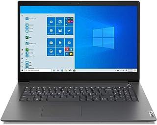Lenovo V340 (17,3 tum HD+ display) bärbar dator (Intel i5 till 4X 3,9 GHz, 8 GB RAM, 1 000 GB SSD, HDMI, webbkamera, USB ...