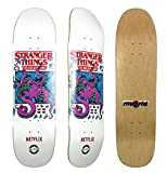 Madrid Skateboards x Stranger Things - Tavola da skateboard Arcade