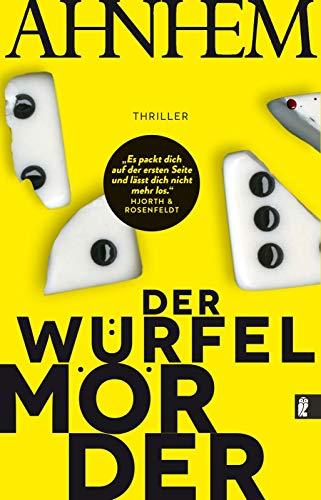 Buchseite und Rezensionen zu 'Der Würfelmörder' von Stefan Ahnhem