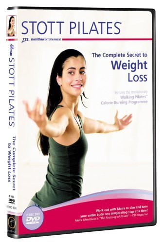 Stott Pilates: The Secret To Weight Loss Vol.1 And 2 [DVD] [Reino Unido]