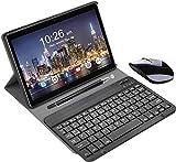 Tablet 10.1 Pulgadas, Android 9.0 - Ultrar-Rápido Tableta, 4 GB RAM+64/128GB ROM, Quad-Core Tablet Baratas y Buenas, 4G...