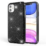 NALIA Coque Paillettes Compatible avec iPhone 11, Brillante Housse Protection Cover Bling Anti-Choc Silicone Gel Case, Ultra Fine...
