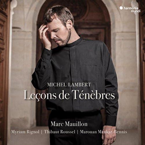 Marc Mauillon, Myriam Rignol, Thibaut Roussel & Marouan Mankar-Bennis