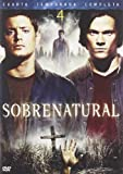 Sobrenatural Temporada 4 [DVD]