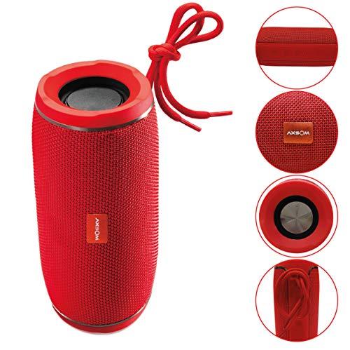 Altavoz Bluetooth, Altavoz Inalámbrico Portátil, 25W 360° Sonido...