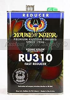 House of Kolor 1 GALLON RU310/RU-310 FAST REDUCER-PAINT