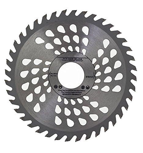 Parte superior calidad sierra de hoja de sierra circular (Skill) 160mm incluye anillas de reducción (20mm, 16mm, 25mm, 30mm) para madera disco de corte circular 160mm x 32mm x 40diente