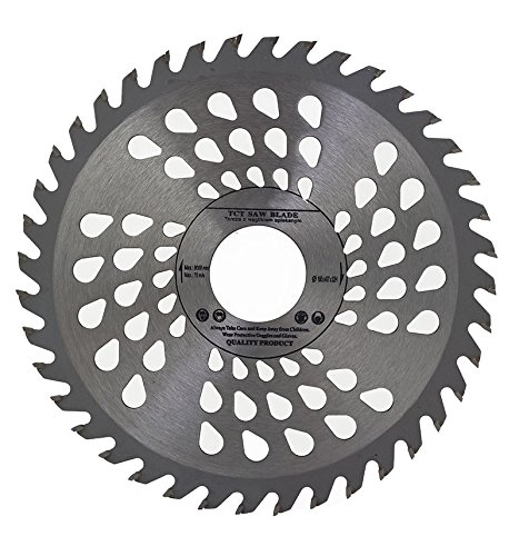 Top Qualität Kreissägeblatt (Skill Säge) 160mm Reduzierringe inklusive (20mm, 16mm, 25mm, 30mm) für Holz Trennscheiben Kreissägeblatt 160mm x 32mm x 40Zähne