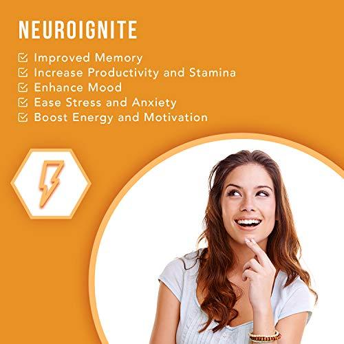 Havasu Nutrition neuroIGNITE Brain Supplement