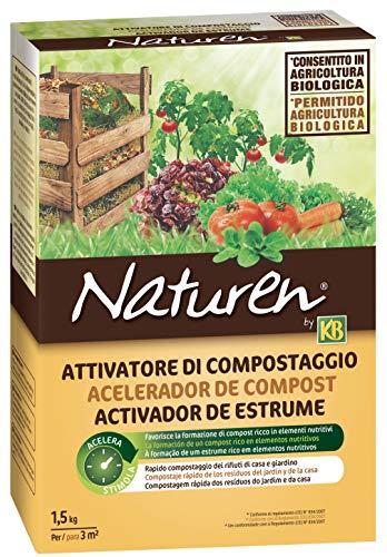 KB Acelerador de Compost Naturen by, 1,5kg
