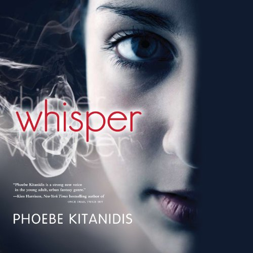 Whisper Audiobook By Phoebe Kitanidis cover art