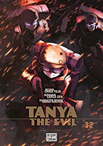 Tanya The Evil Edition simple Tome 12