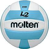 Molten Premium Competition L2 - Balón de Voleibol, Color Colombia Azul, tamaño Official Size and Weight