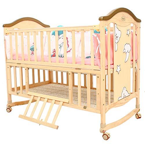 Baybee Wooden Cradle Product Image