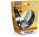 Philips 42403VIS1 Lampadina per Fari allo Xenon Vision D3S, Blister Singolo