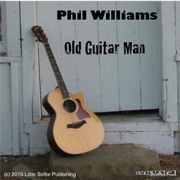 Old Guitar Man