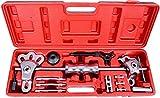 MILLION PARTS 17pc 9 Way Slide Hammer Axle Bearing Dent Hub 2 3 Internal External Gear Puller Tool...