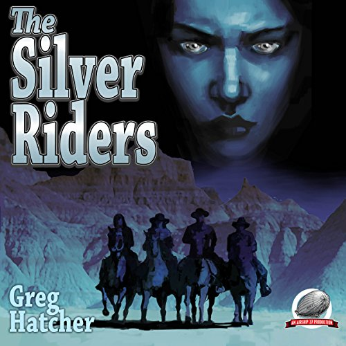 The Silver Riders audiobook cover art