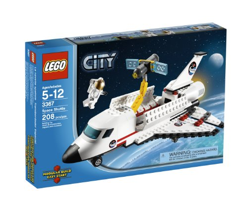 Lego City Space Shuttle 3367 by LEGO