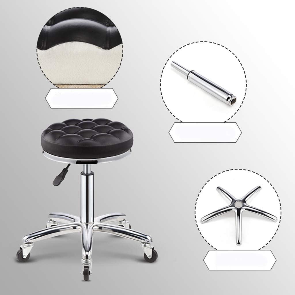 Tabouret de bar de petit déjeuner Tabouret de bar, chaise pivotante pour ascenseur de mode simple, chaise d'hôtel (Couleur : A) J
