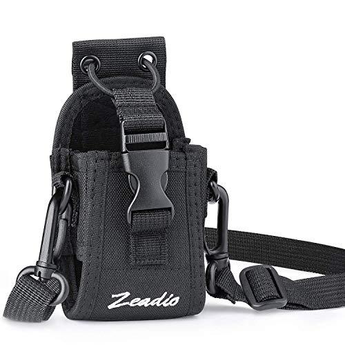 Zeadio Multifunktion Beutel Etui Halter für GPS-Telefon-Funkgerät ZNC-A, Packung mit 1