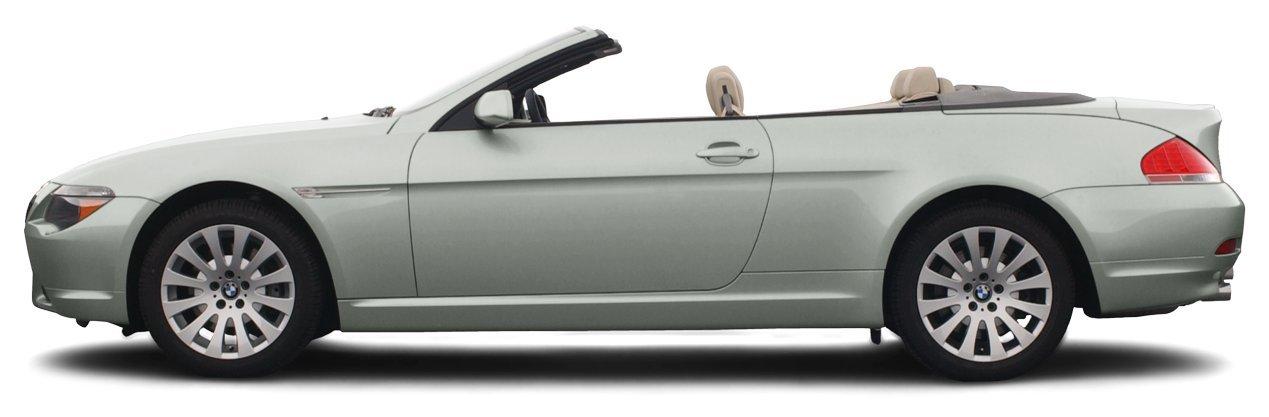 ... 2004 BMW 645Ci, 2-Door Convertible ...