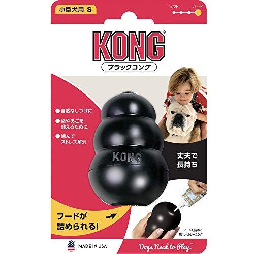 Kong(コング) 犬用おもちゃ ブラックコング 1個 (x 1)