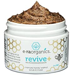 THE BEST FACIAL SCRUB FOR DULL, DRY, SENSITIVE SKIN. Get Beautiful, more youthful skin! Remove stubborn blackheads, cleanse and minimize pores, exfoliate dull/dead skin cells and moisturize to the base of your skin with each wash. No machine needed. ...