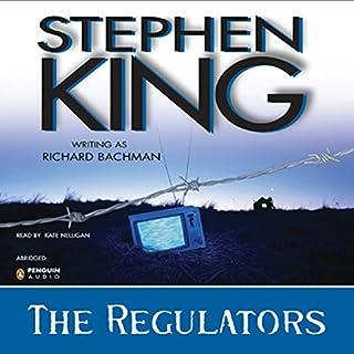 The Regulators audiobook cover art