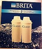 Brita Classic, Confezione da 2 Filtri