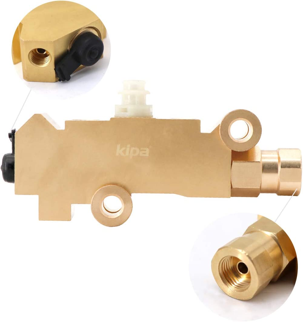 KIPA Universal PV2 proportioning valve Sales results No. 1 for Manufacturer OFFicial shop GMC brake Dis GM drum