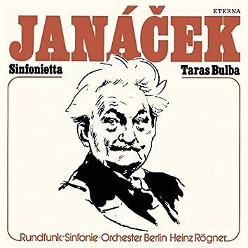 Janáček: Sinfonietta & Taras Bulba